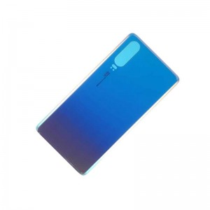 Back Cover For Huawei P30 Blue