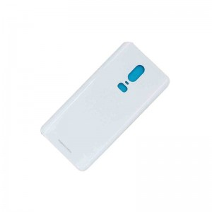 Back Cover For OnePlus 6 White