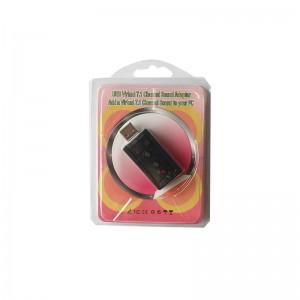 USB Audio Adapter External...