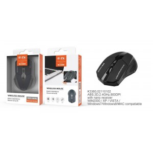2.4G Wireless Mouse with...