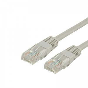 Cable Red RJ45 1M