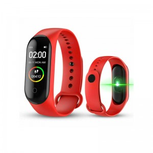 Smart Band M4 Red