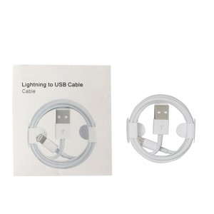 Cable Lightning a USB iPhone