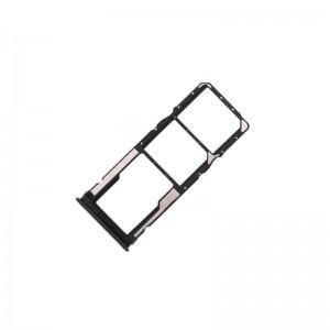SIM /SD Tray For Redmi 9 Black