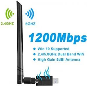 1200Mbps Wireless USB 3.0...
