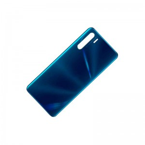 Back Cover For Oppo A91 Blue