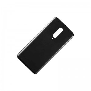 Back Cover For OnePlus 7 Black