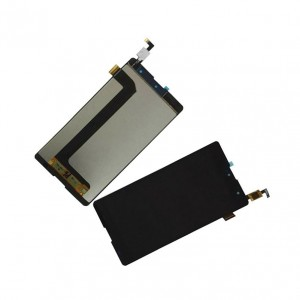 Screen For Wiko Robby Black