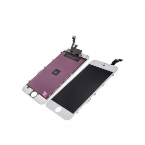 Screen For iPhone 6 White-AAA