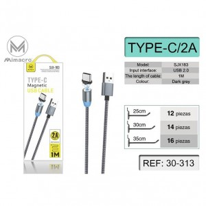 Mimacro Cable Nylon...