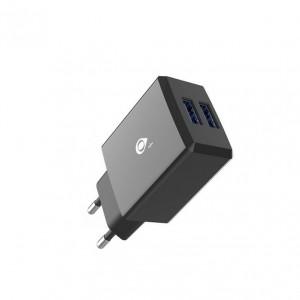 Cargador 2 USB sin cable,...