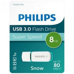 8GB Pendrive - Philips Snow...