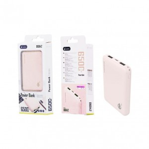 Power Bank Cosmo 6500 mAh...