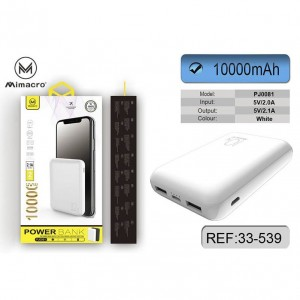 Mimacro Power Bank 10000...