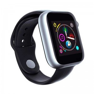 Smart Watch Moving Health Negro