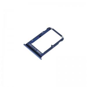 SIM/SD Tray For Mi 9 Blue