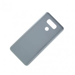 Back Cover For LG G6 Silver