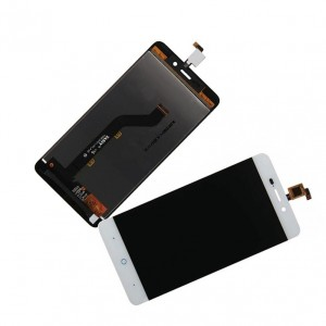 Screen For ZTE A452 White